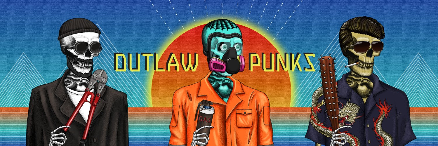 Outlaw Punks NFT collection