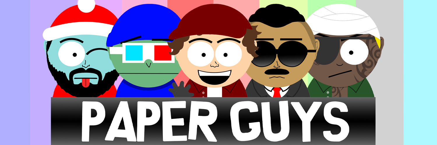 Paper guys NFT collection